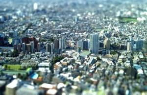 東京ジオラマ